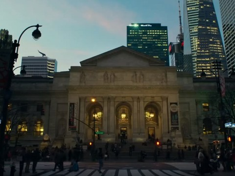 """Ex libris: The New York Public Library"": tri sata koja očaravaju"