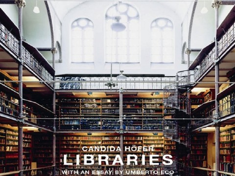 Candida Höfer: Libraries