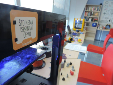 TechWednesday: Demonstracije VR-a i 3D printanja u American Corneru Rijeka
