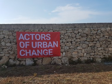 Actors of Urban Change: učenje o transformiranju gradova u maslinicima Apulije