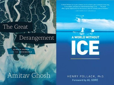 "Dva kvalitetna naslova o klimatskim promjenama: ""The Great Derangement"" i ""A World Without Ice"""