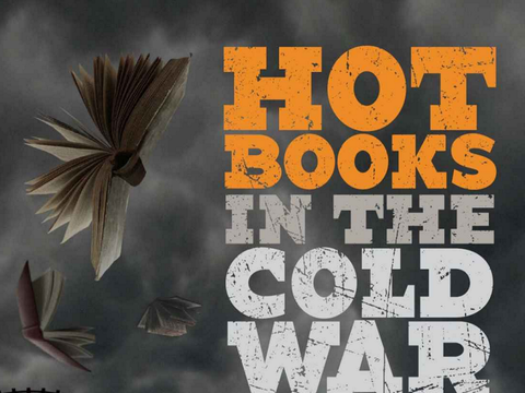 KKTP: Hot Books in the Cold War - kad knjige (doslovno) mijenjaju svijet